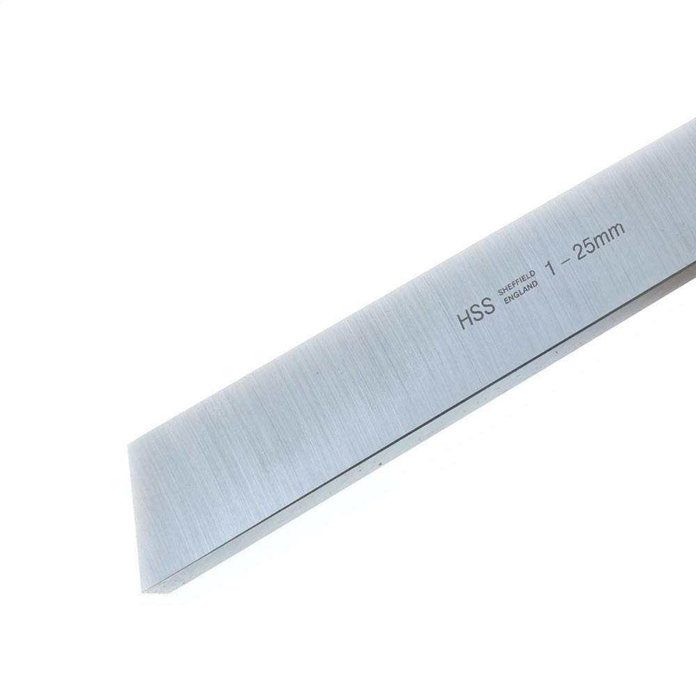 """Hamlet 1"""" x 3/8"""" HD Skew Scraper R/H"""