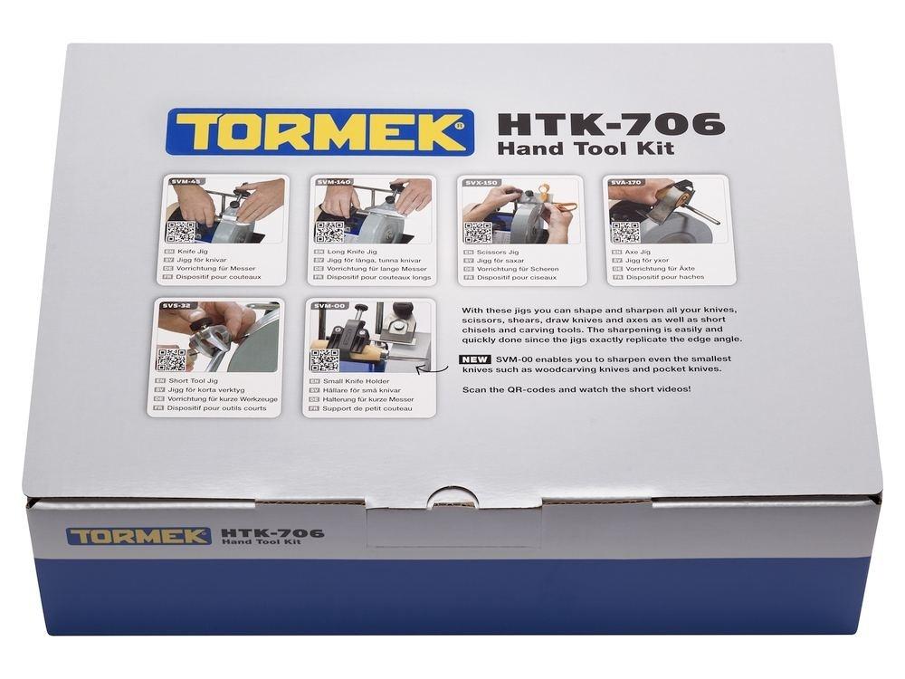 Tormek HTK-706 Hand Tool Kit