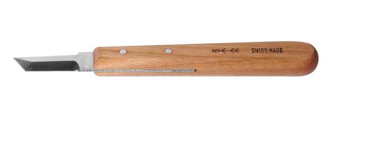 Pfeil Chip Carving Knife Schnitzmesser Kerb-6
