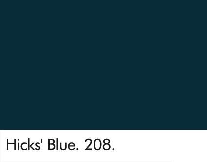 Hicks Blue