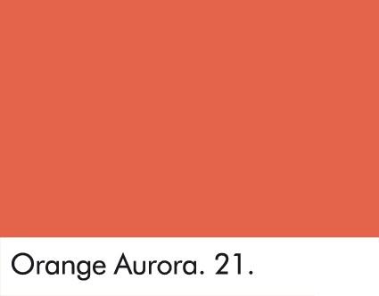 Orange Aurora