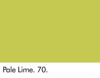 Pale Lime