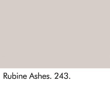 Rubine Ashes