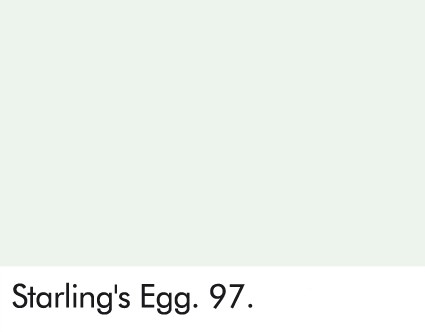 Starling's Egg