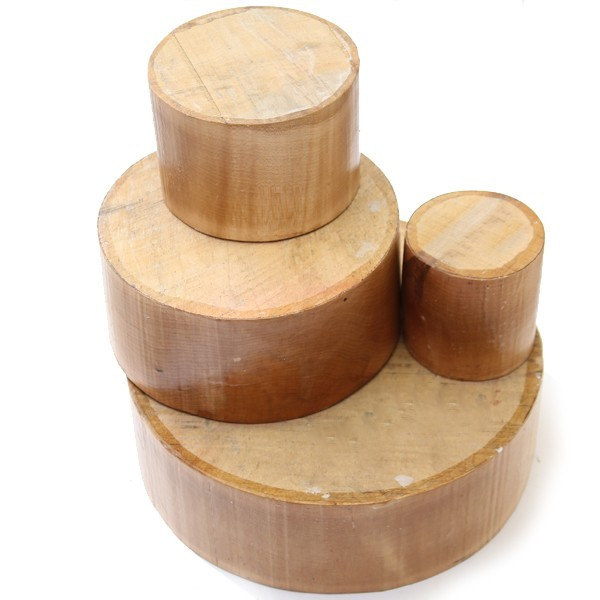 Maple Bowl Blanks 78mm thick
