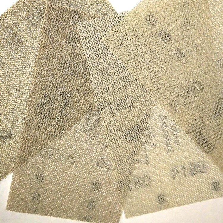 Chestnut Net Abrasive