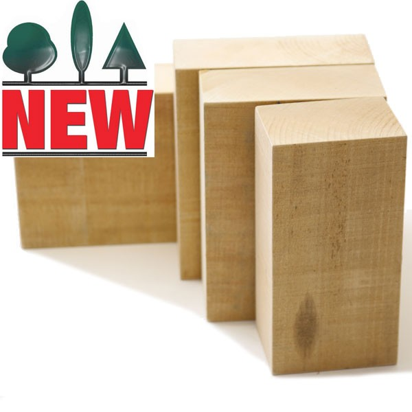 Lime Carving Blanks, 60mm thick, Sawn, Rectangles