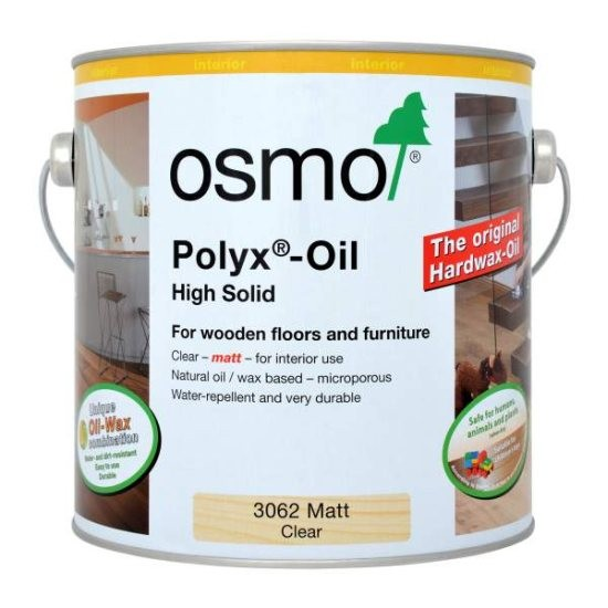 Osmo Polyx Oil Clear Matt 3062