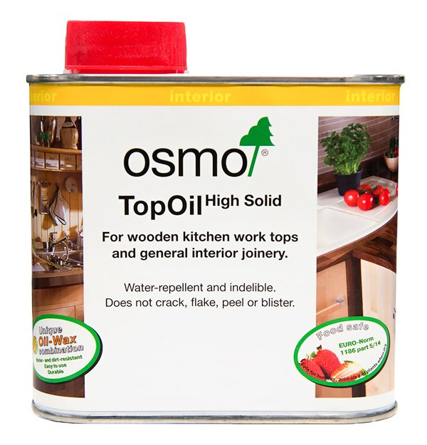 Osmo TopOil Clear Natural 3068