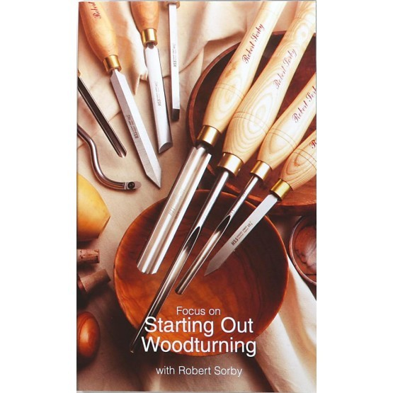 Starting Out Woodturning with Robert Sorby DVD