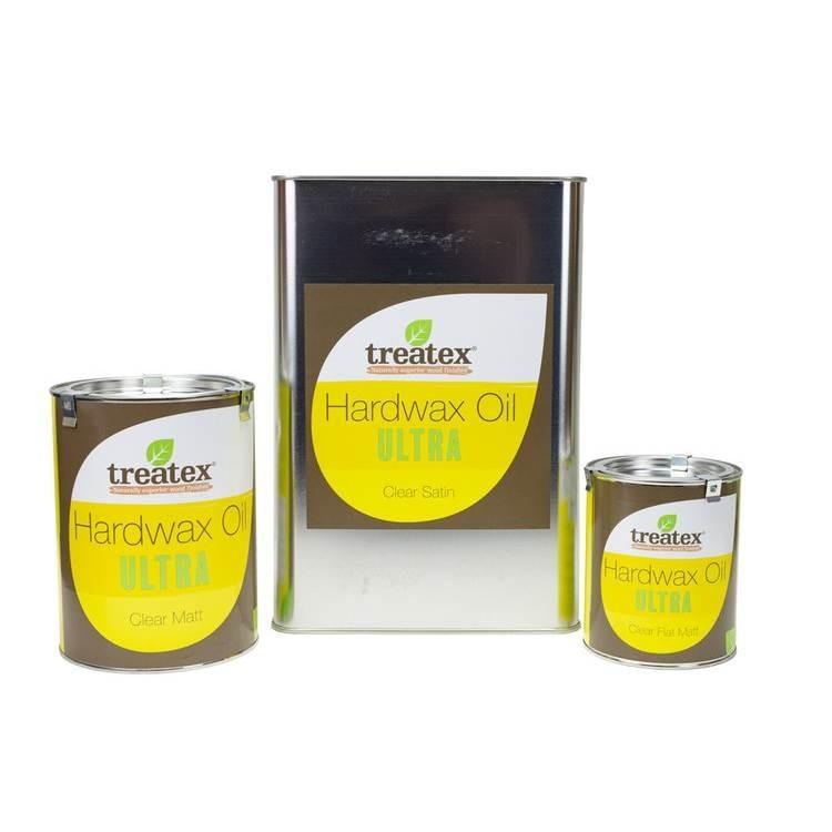 Treatex Hardwax Oil ULTRA - Matt