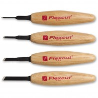 Flexcut MT200 Skew Micro Tool Set