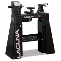 Laguna 12|16 REVO Lathe, Floor stand & Extension Bed