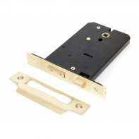 "From the Anvil Polished Brass 6"" 5 Lever Horizontal Sash Lock"