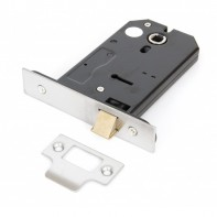"SS 5""3 Lever Horizontal Latch"