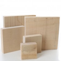 Lime Carving Blanks, 32mm thick, Sawn, Square