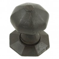 From the Anvil Beeswax Octagonal Mortice/Rim Knob Set