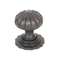From The Anvil Beeswax Cabinet Knob with Base - Small