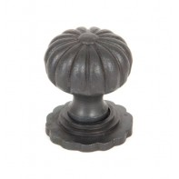 From The Anvil Beeswax Cabinet Knob with Base - Large