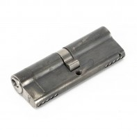 From The Anvil Pewter 45/45 5pin Euro Cylinder KA