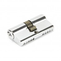 From The Anvil Polished Chrome 30/30 5pin Euro Cylinder KA