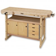 Sjobergs 1450 Nordic Plus Bench & 0042 Storage Module
