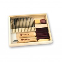 Flexcut SK108 20 Piece Starter Carving Set