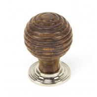 From The Anvil Rosewood and PN Beehive Cabinet Knob 35mm