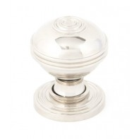From The Anvil Polished Nickel Prestbury Cabinet Knob - Small