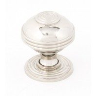 From The Anvil Polished Nickel Prestbury Cabinet Knob - Large