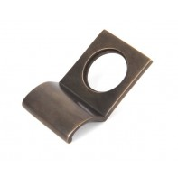 From The Anvil Aged Bronze Rim Cylinder Pull