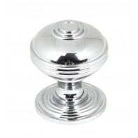 From The Anvil Polished Chrome 38mm Prestbury Cabinet Knob