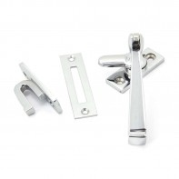 From The Anvil Polished Chrome Locking Avon Fastener