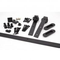 From the Anvil 80kg Sliding Door Hardware Kit (3m Track)