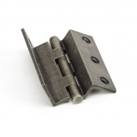 """From the Anvil Antique Pewter 2½"""" Stormproof Hinge 1951 (pair)"""