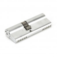 From the Anvil Satin Chrome 35/45 Euro Cylinder