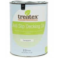 Treatex Anti Slip Decking Oil 2.5l