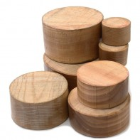 Ash Bowl Blanks 78mm thick