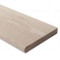 Ash Window Board - Bullnose
