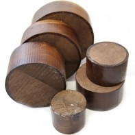 Black Walnut Bowl Blanks 78mm thick