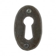 From the Anvil Beeswax Oval Escutcheon