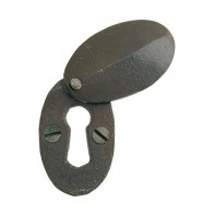From the Anvil Beeswax Oval Escutcheon and Cover