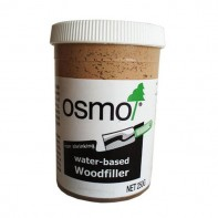 Osmo Water-based Woodfiller Mid Oak 250g