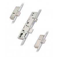 From the Anvil 3 Point Espag Door Lock 45mm Backset - Stainless Steel