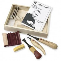 Flexcut SKB108 Carving Starter Set (10 Piece)