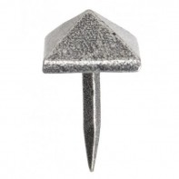 From The Anvil Pewter Pyramid Door Stud 1""