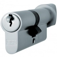 From The Anvil Satin Chrome 35/35 Euro Cylinder with Thumbbturn (KeytoDiffer)