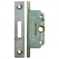 From The Anvil Satin Stainless Steel Window Lock