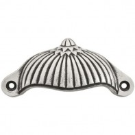 From The Anvil Natural Smooth Drawer Pull
