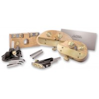 Lie Nielsen Deluxe Inlay Tool Set